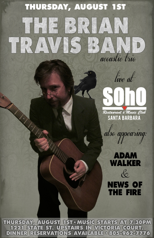 The Soho Poster / August 1st 2013