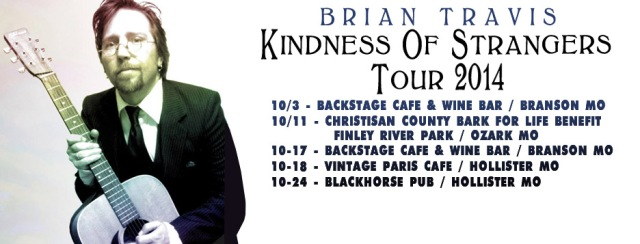 Upcoming Kindness of Strangers Tour Dates