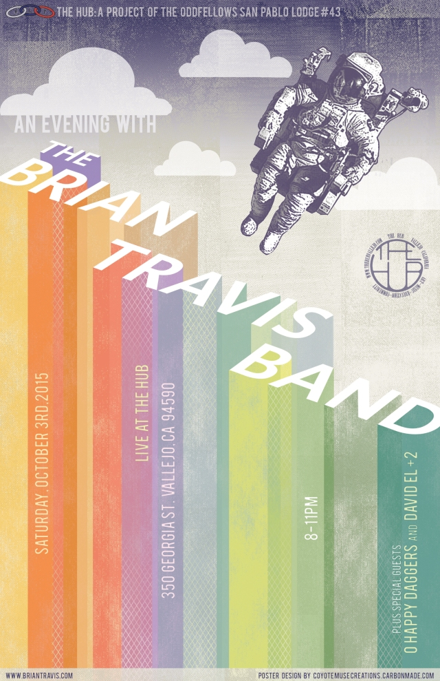 BrianTravisBandPoster2